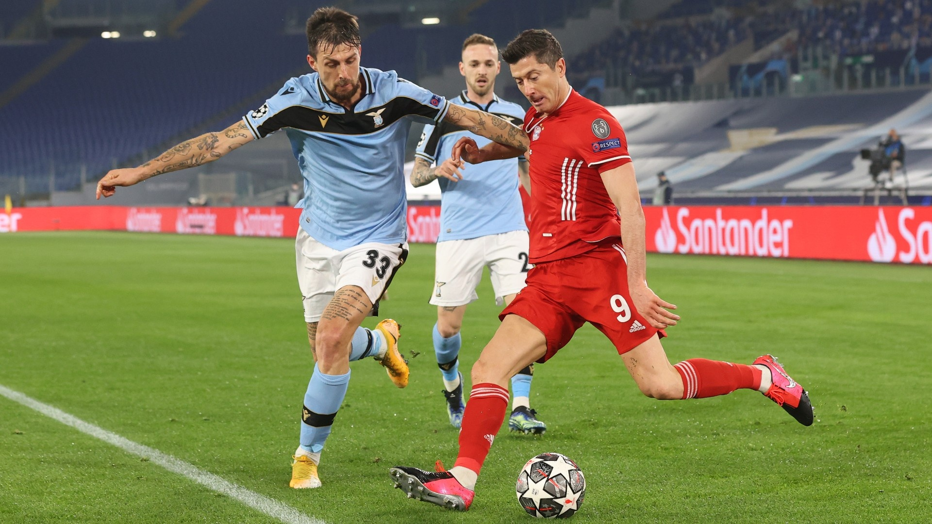 Watch Lazio vs. Bayern Munich Live Stream | DAZN CA