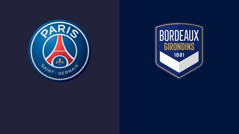 DAZN Streaming Ligue 1 Uber Eats - Paris Saint-Germain - Bordeaux