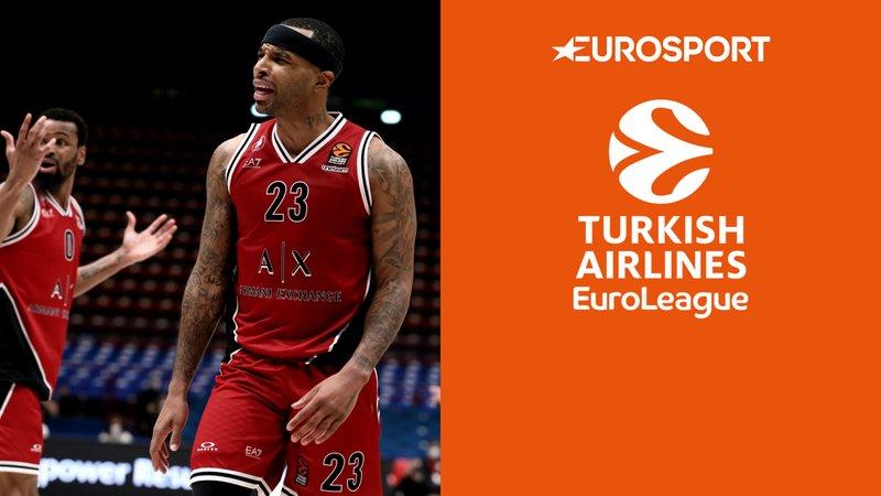 DAZN Streaming Turkish Airlines EuroLeague - Alba Berlino - AX Armani Exchange Milano