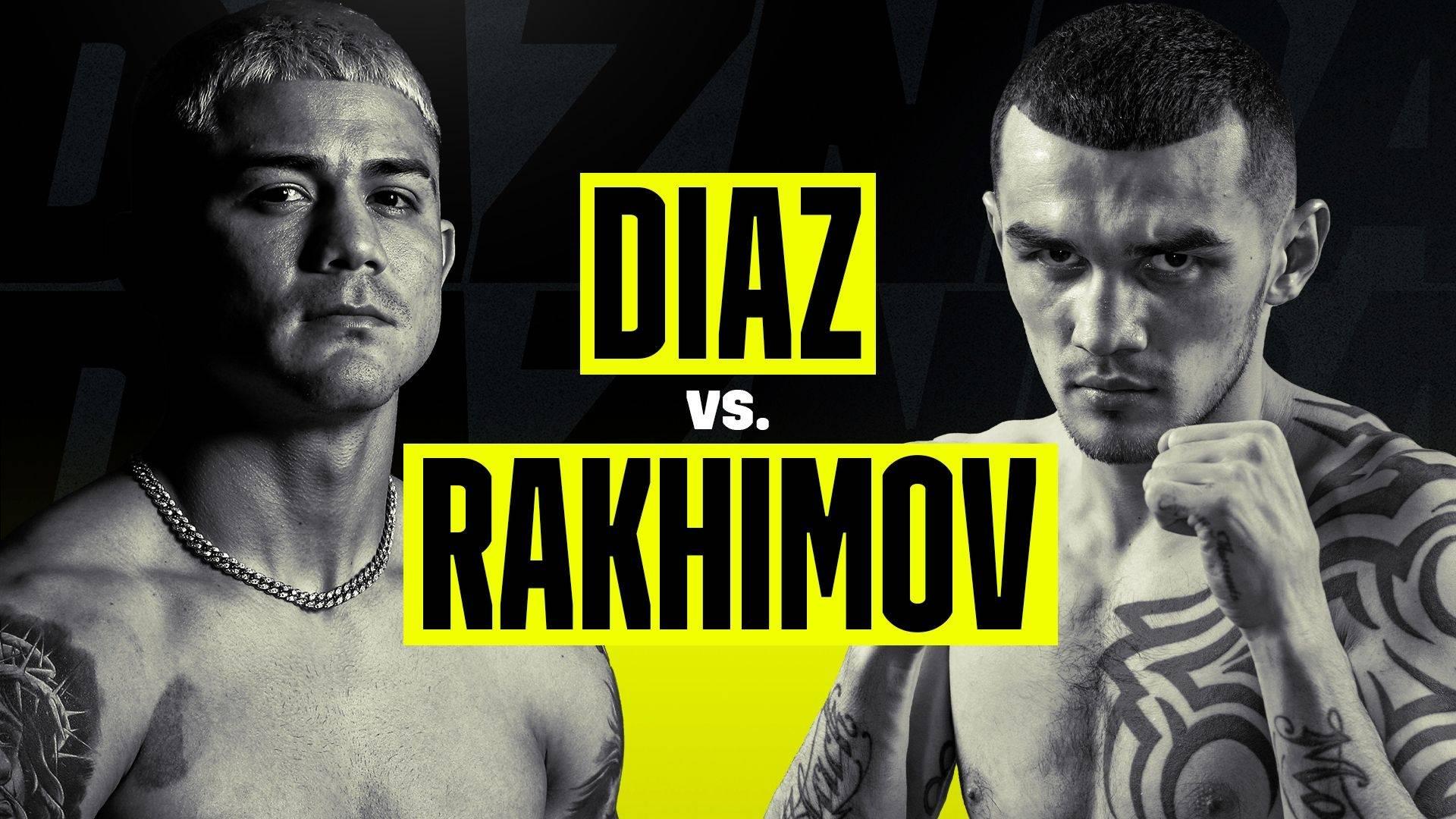 Watch Jojo Diaz vs. Shavkatdzhon Rakhimov Live Stream | DAZN ES
