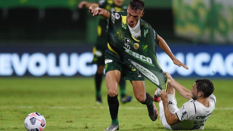 DAZN Streaming Recopa Sudamericana - Defensa y Justicia - Palmeiras