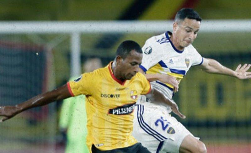 DAZN Streaming Copa Libertadores - Barcelona - Boca Juniors