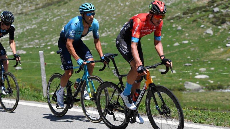 DAZN Streaming UCI World Tour - Giro di Svizzera | 6ª tappa