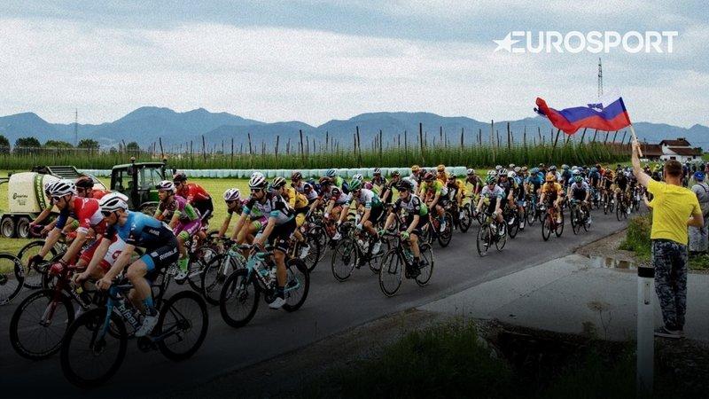 DAZN Streaming UCI Pro Series - Giro di Slovenia   3ª tappa