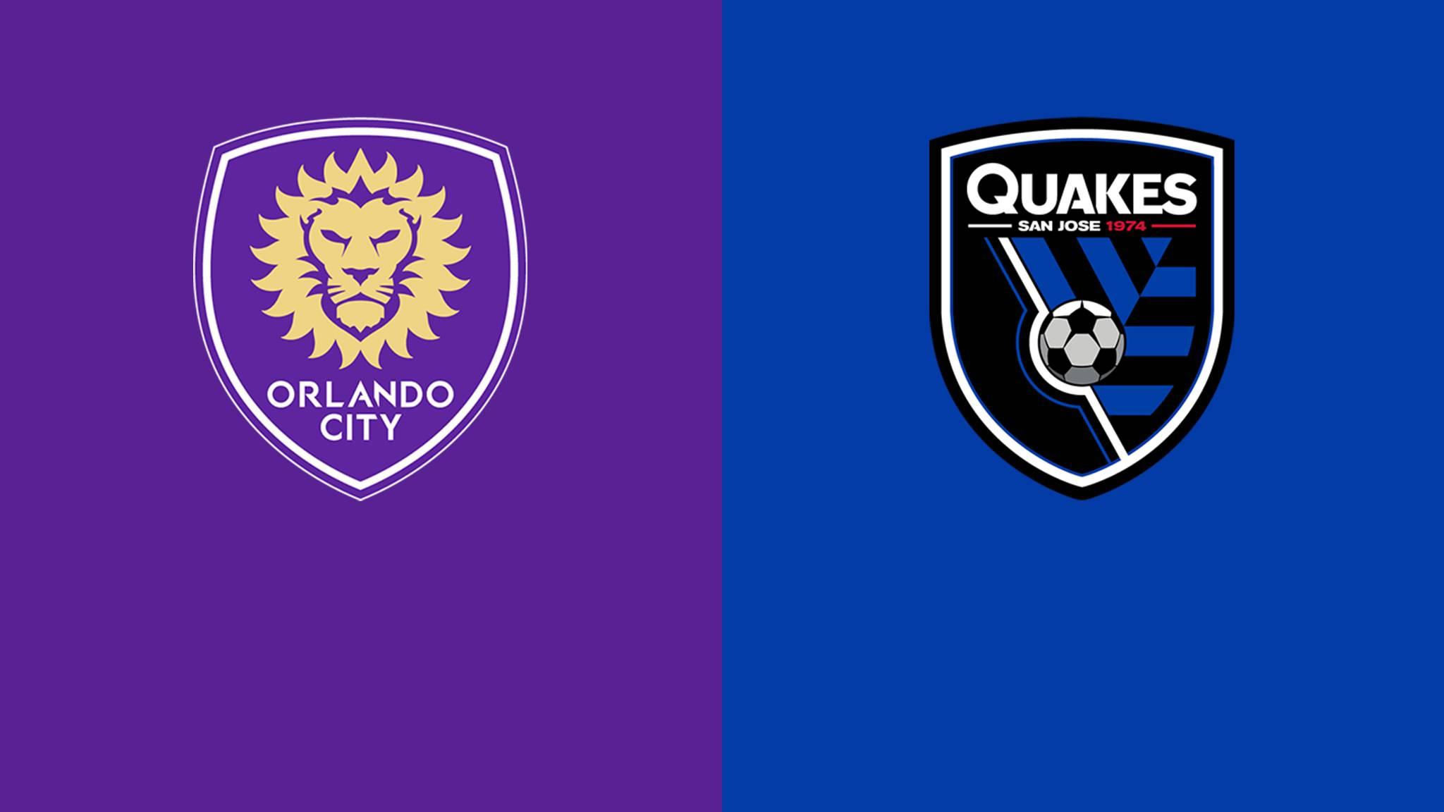 Watch Orlando City - SJ Earthquakes Live Stream   DAZN ES