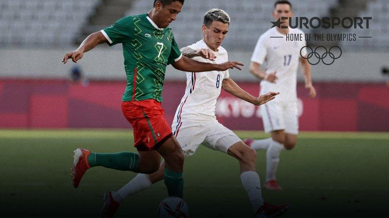 DAZN Streaming Tokyo 2020 - Calcio maschile | Messico - Francia