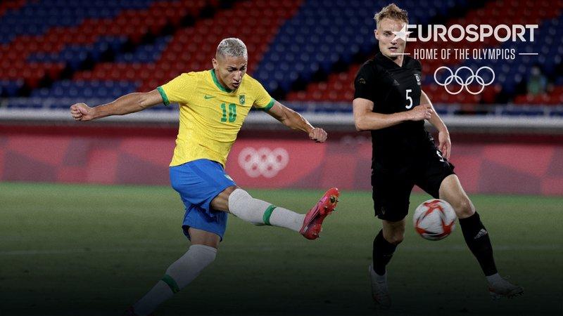 DAZN Streaming Tokyo 2020 - Calcio maschile   Brasile - Germania