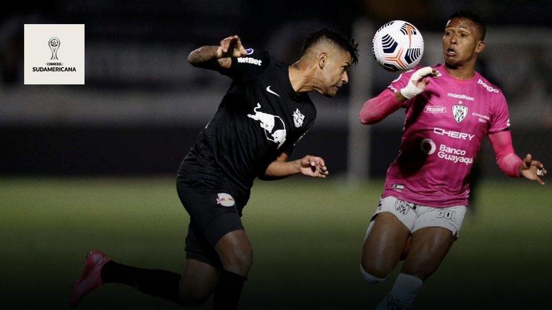 DAZN Streaming Copa Sudamericana - RB Bragantino - Independiente del Valle