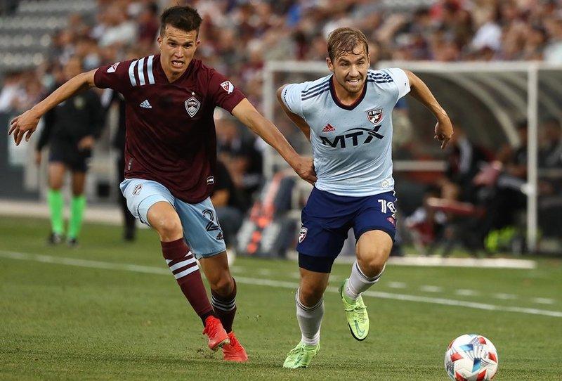 DAZN Streaming Major League Soccer - Colorado Rapids - FC Dallas