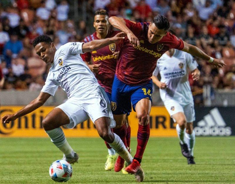 DAZN Streaming Major League Soccer - Real Salt Lake - LA Galaxy