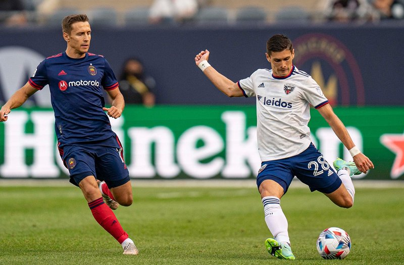 DAZN Streaming Major League Soccer - Chicago Fire FC - DC United