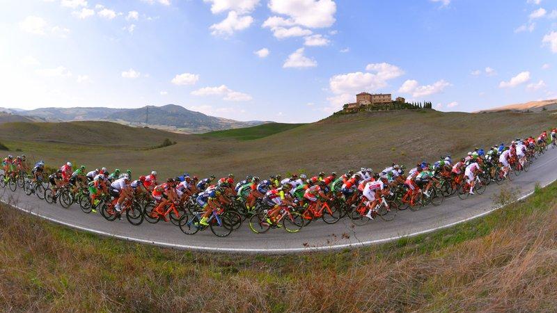 DAZN Streaming UCI Pro Series - Giro della Toscana