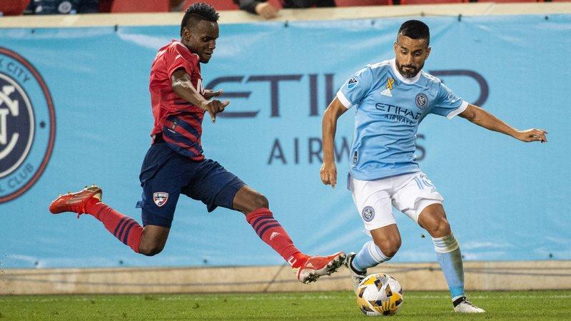 DAZN Streaming MLS - New York City FC - FC Dallas