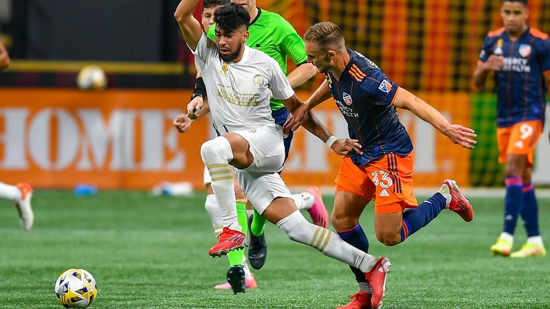 DAZN Streaming MLS - Atlanta United - FC Cincinnati