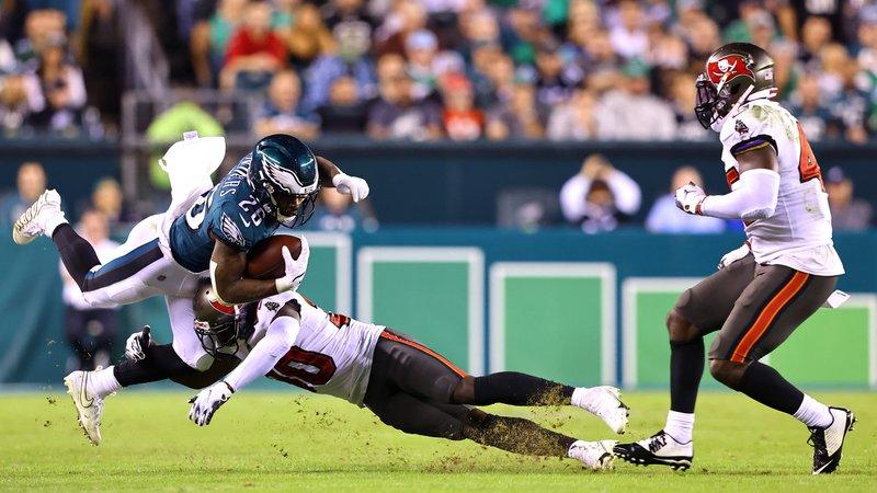 DAZN Streaming NFL - Tampa Bay Buccaneers @ Philadelphia Eagles