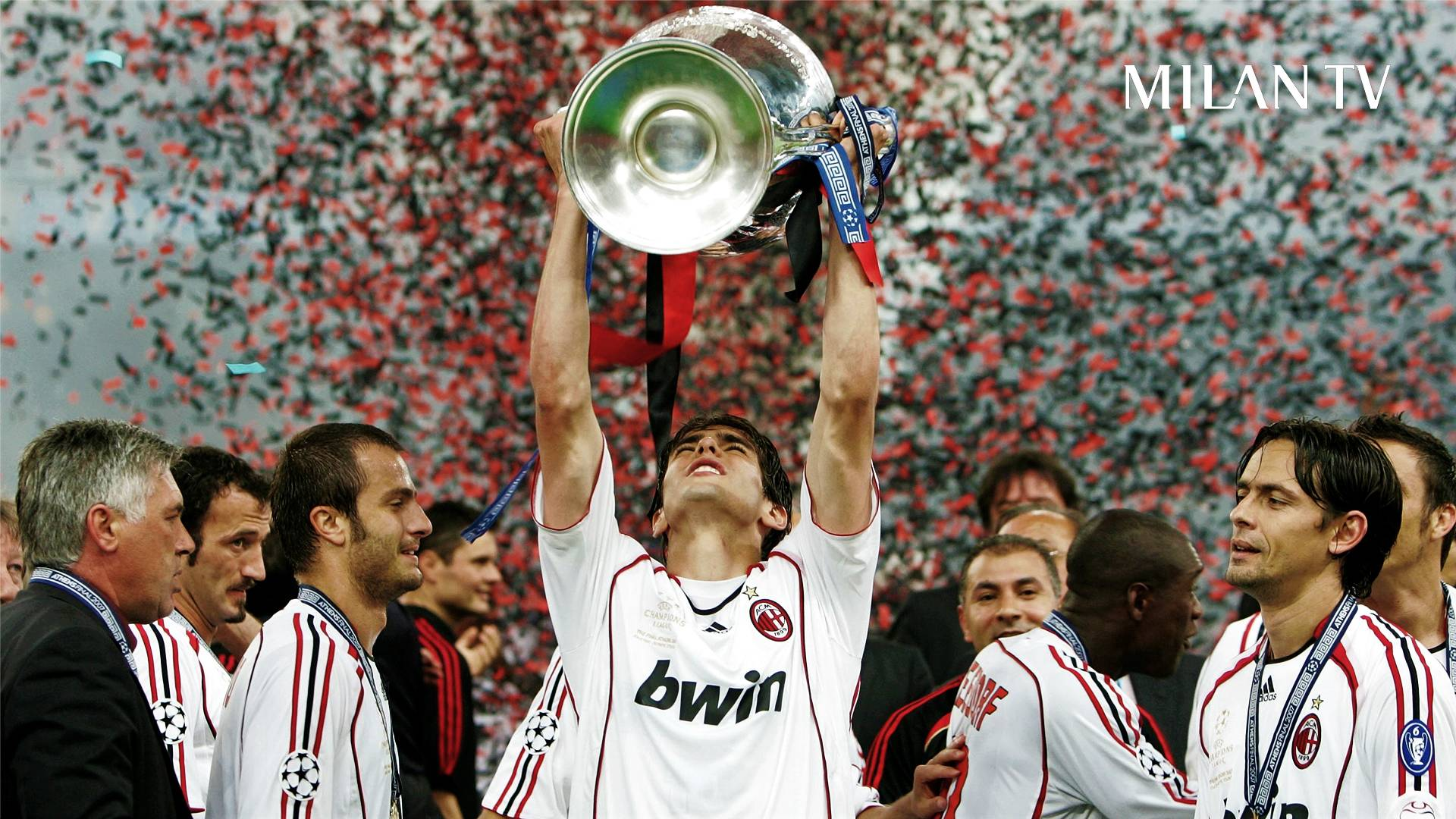 Watch Milan Tv Kaka Recalls 2007 Uefa Champions League Online Dazn It