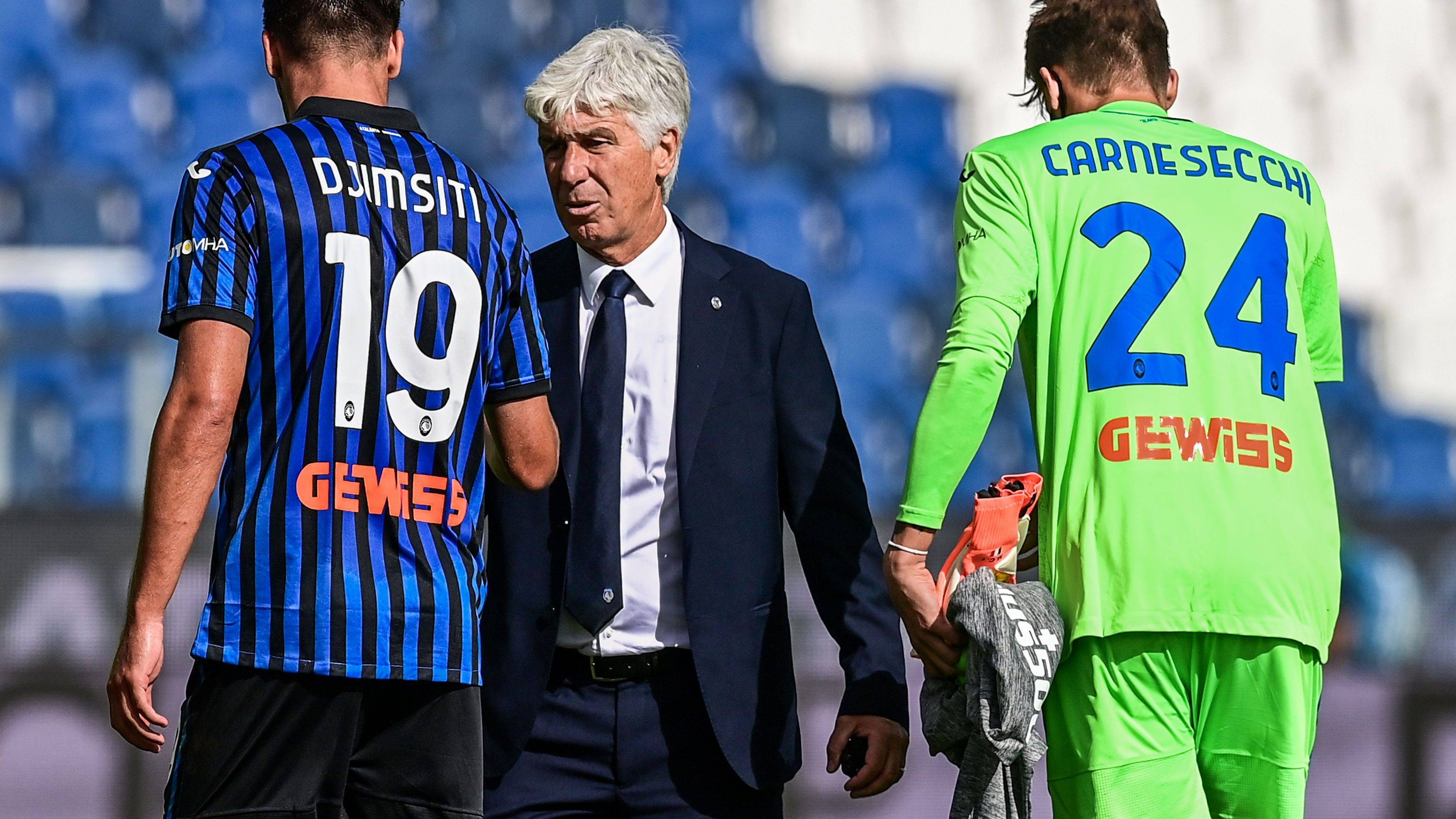 Watch Atalanta v Cagliari - Post-match Intervies (Gasperini) Online