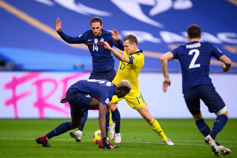 Frankreich Schweden