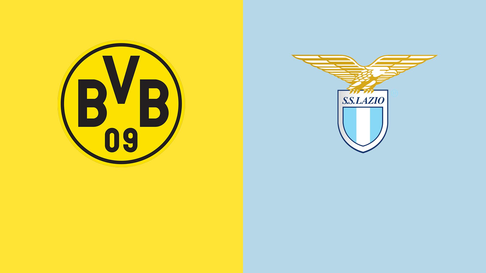Watch Borussia Dortmund V Lazio Highlights Live Stream Dazn De