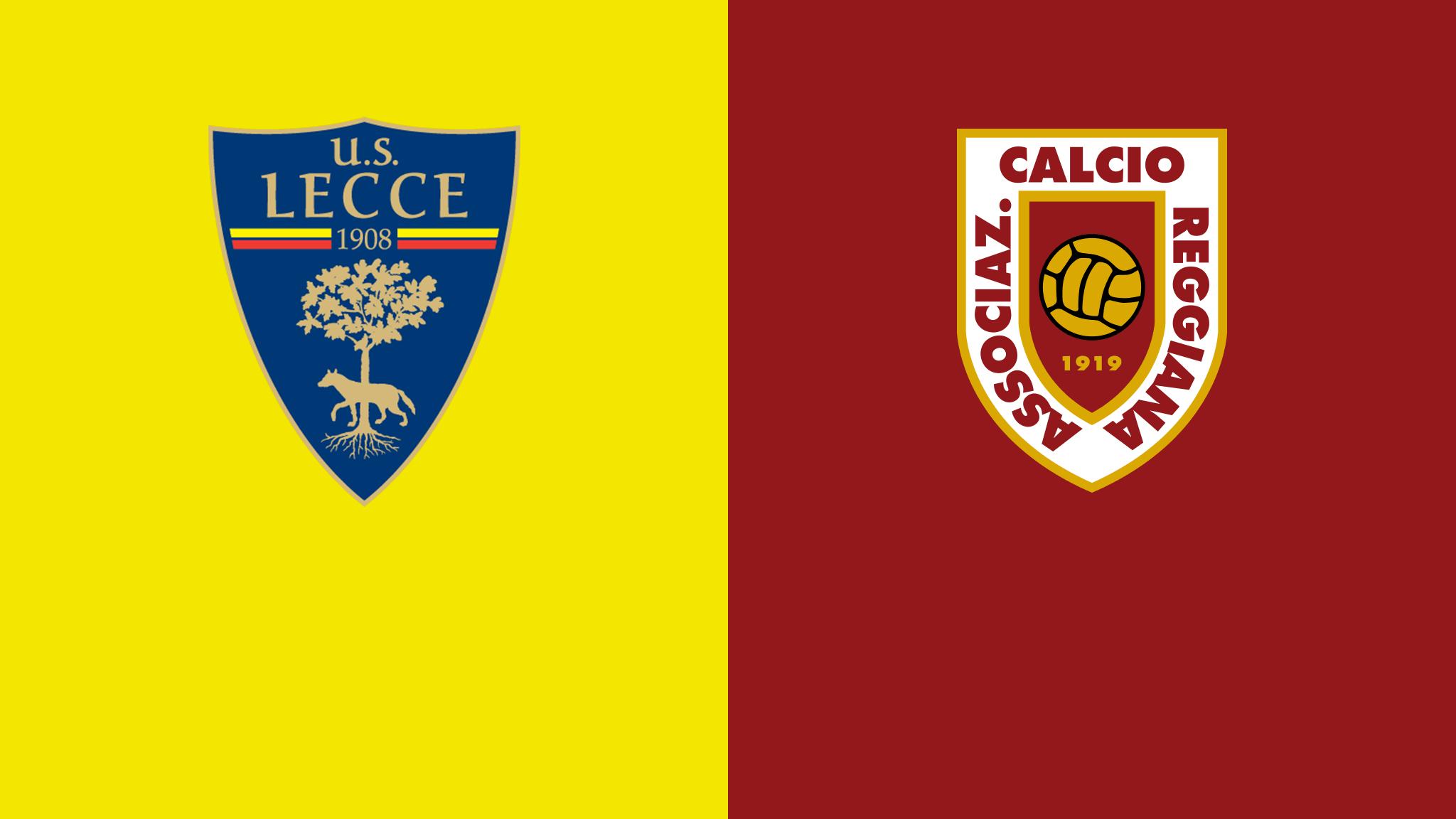 Lecce - Reggiana in Diretta Streaming | Abbonati a 9,99€/mese