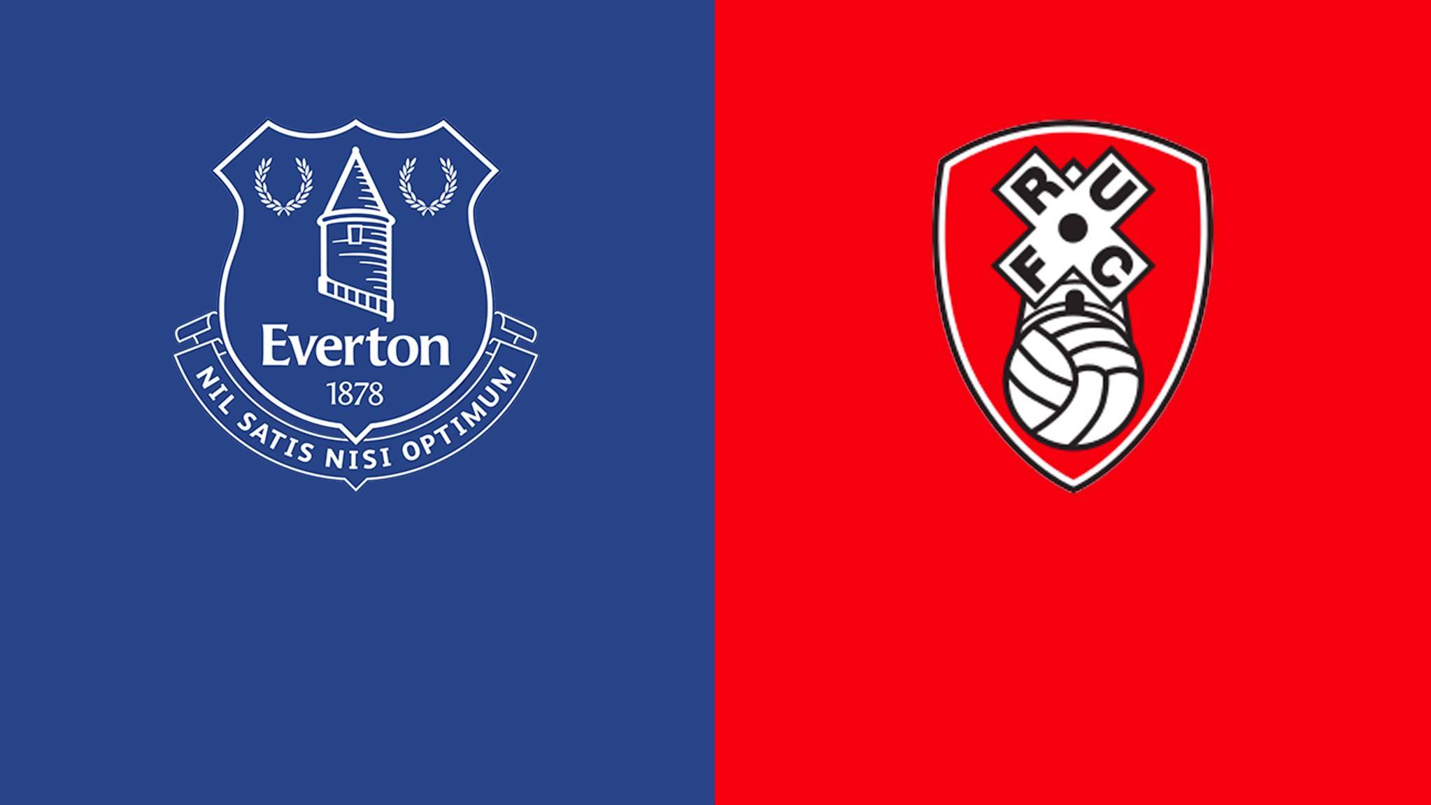 Watch Everton V Rotherham Live Stream Dazn De