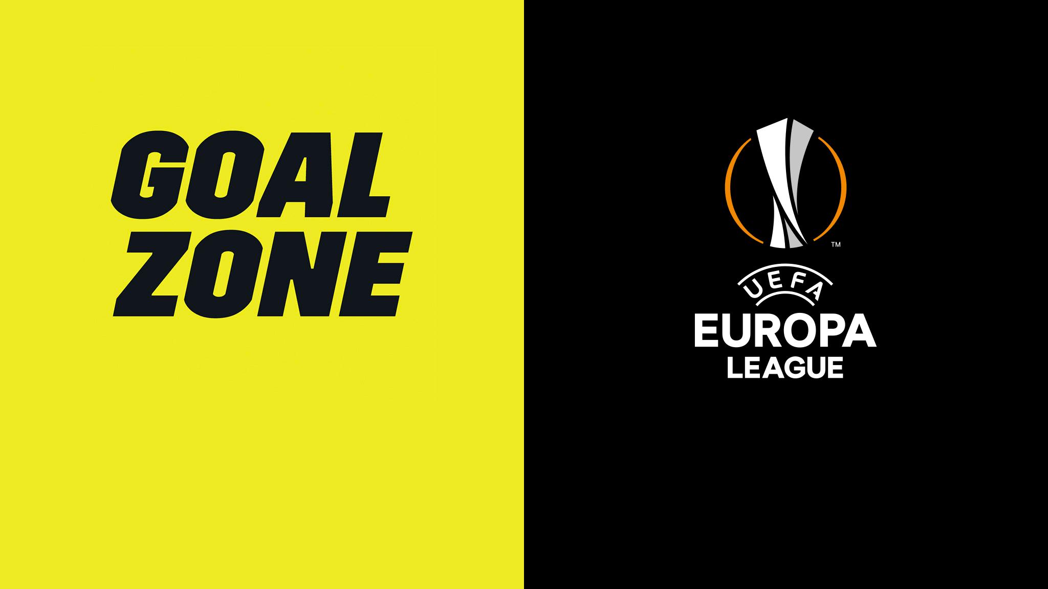 Watch UEFA Europa League GoalZone QF 1L Live Stream