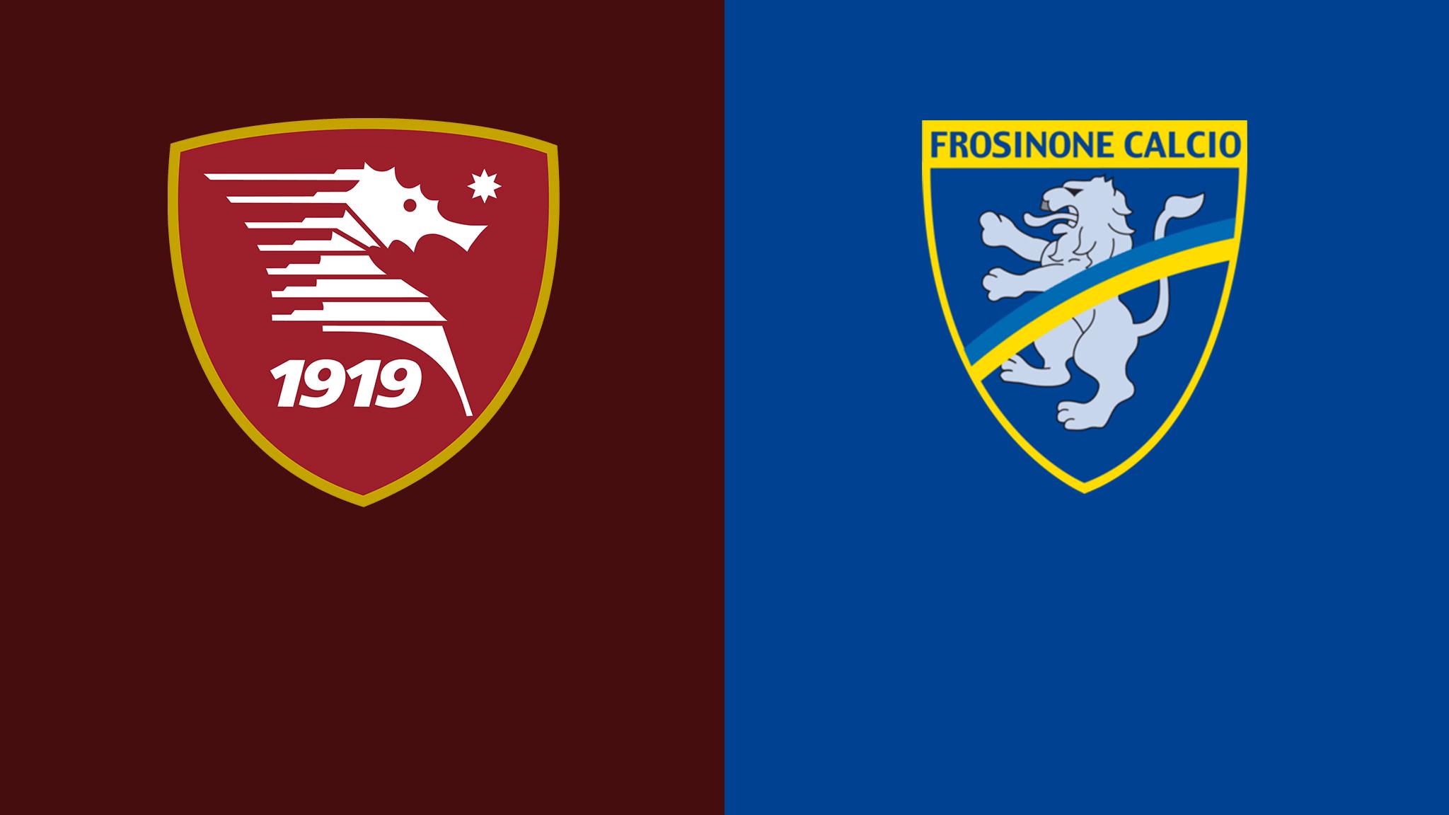 Salernitana - Frosinone in Diretta Streaming | Abbonati a 9,99€/mese