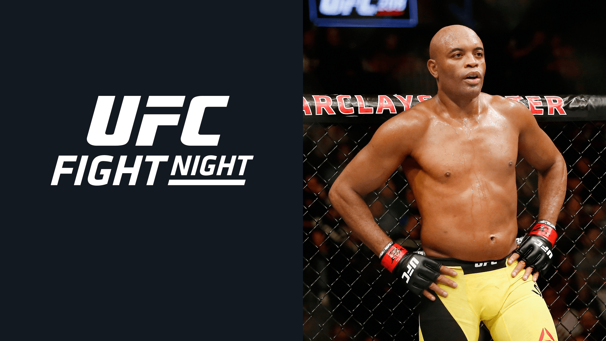 UFC Fight Night: Hall vs. Silva
