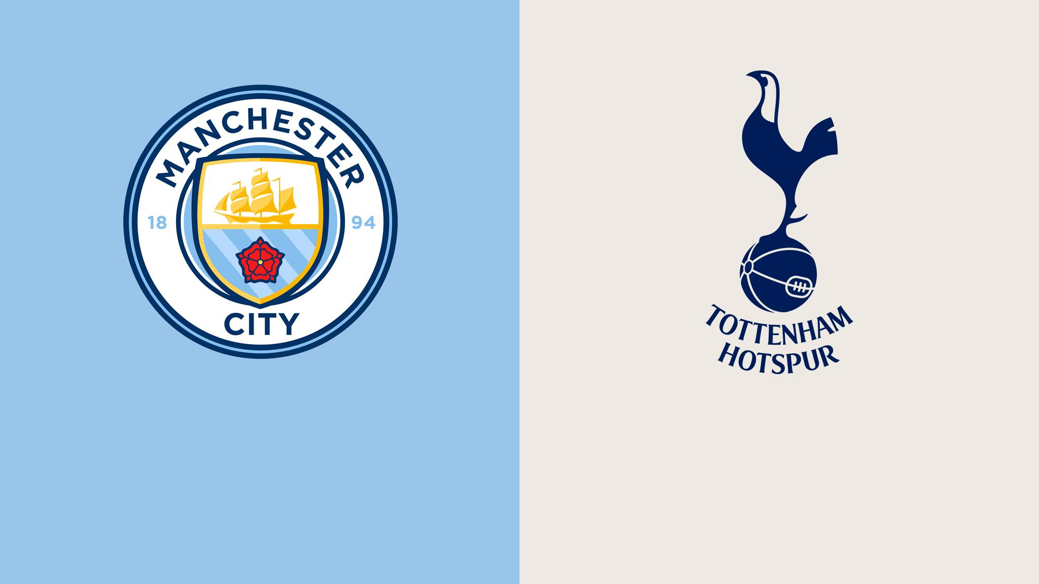 Watch Man City v Tottenham Live Stream