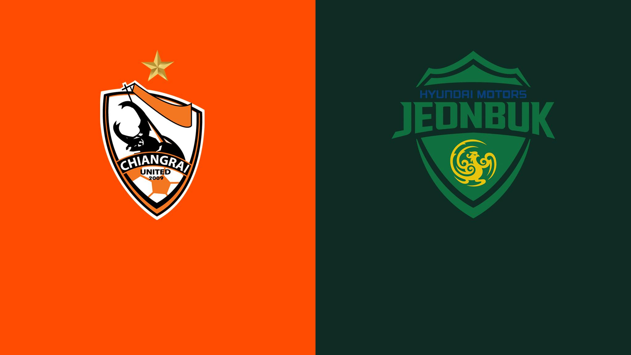 Watch Chiangrai United v Jeonbuk Motors Live Stream   DAZN JP